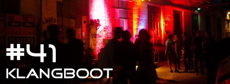 Klangboot Radio #041 ~ Ab nach Köln! ~ 20131016