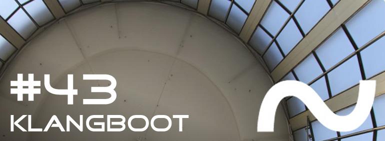 Klangboot Radio #043 ~ ZickZack ~ 20140409